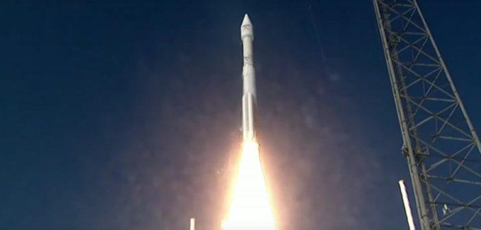 Start Atlasa V z EchoStar 19 / Credits – ULA