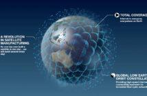 Konstelacja OneWeb / Credit: Airbus