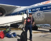 Buzz Aldrin ewakuowany z Antarktydy