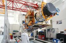 Gokturk 1A przygotowywany do startu / Thales Alenia Space