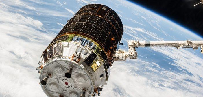 HTV-6 przyłączony do Międzynarodowej Stacji Kosmicznej