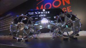 Łazik księżycowy zespołu Hakuto / GLXP