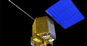 Wizualizacja satelity FY-4A / SAST