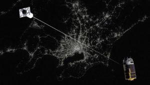 Wizualizacja eksperymentu KITE / JAXA