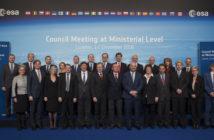 Uczestnicy Rady Ministerialnej ESA 2016 / Credits: ESA