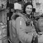 Piers Sellers (1955 - 2016) - na tym zdjęciu w trakcie treningu przed misją STS-132 / Credits - NASA