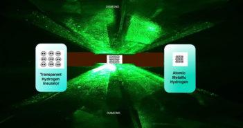 Naukowcy z Harvardu stworzyli metaliczny wodór
