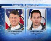 Astronauci w ramach EVA-39 kończą serię wymiany baterii