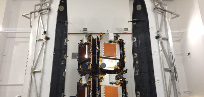 RTF Falcona 9 – 8 stycznia 2017