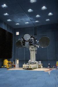 SmallGeoSat AG-1 Hispasat. Źródło: ESA