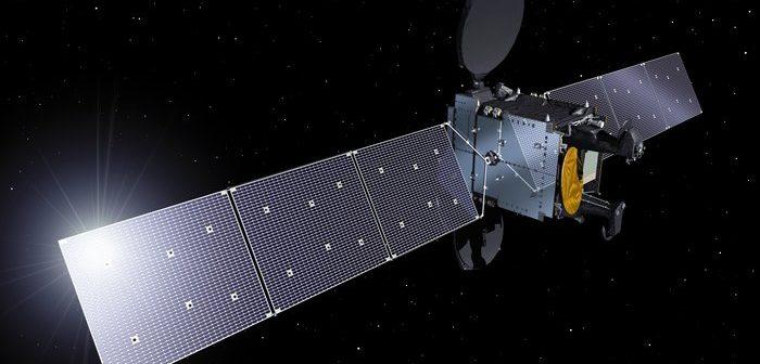 SMALLGEO HISPASAT 36W-1/ Źródło: ESA
