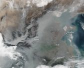 Obserwacje smogu z orbity