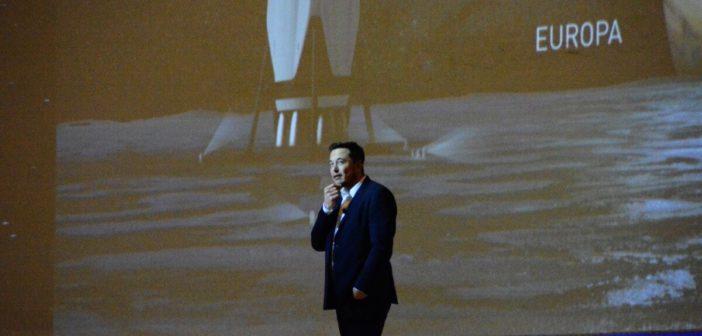 Elon Musk o planach SpaceX na przyszłość