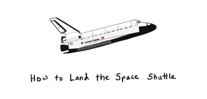 Jak wylądować wahadłowcem? / Credits - Bret Copeland