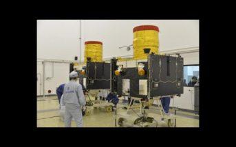 Satelity SuperView 01 i 02 / Credits - CNSA