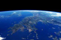 Półwysep Peloponeski z orbity - zdjęcie wykonane przez astronautę Tima Peake z ISS w 2016 roku / Credits - ESA, Tim Peake