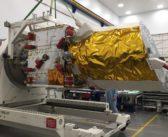 Sonda Aeolus na finiszu przygotowań przedstartowych