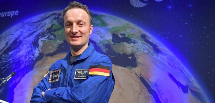 Mathias Maurer – nowy astronauta ESA
