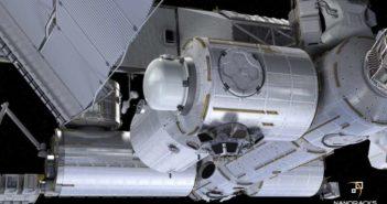 Budowa śluzy dla CubeSatów na ISS