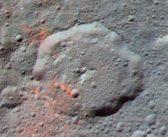 Odkrycie związków organicznych na Ceres