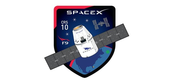 Start CRS-10 z LC-39A