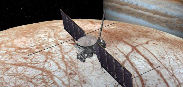 Misja NASA do Europy przechodzi do kolejnej fazy