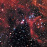 Zdjęcie pozostałości po SN 1987A wykonano przez HST w styczniu 2017 roku / Credits - NASA, ESA, R. Kirshner (Harvard-Smithsonian Center for Astrophysics and Gordon and Betty Moore Foundation), and M. Mutchler and R. Avila (STScI)