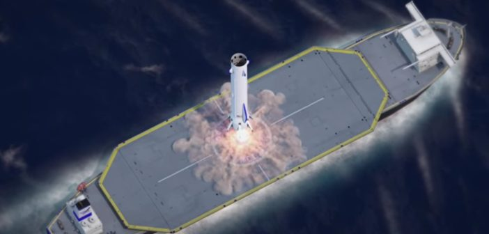 Księżycowe plany Blue Origin – pierwsze szczegóły