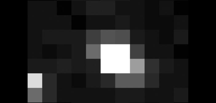 Obraz TRAPPIST-1 z teleskopu Kepler / Credits - NASA Ames/G. Barentsen
