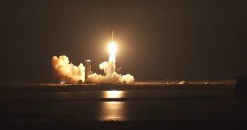 Start Delta-4M z WGS-9 / Credits - ULA