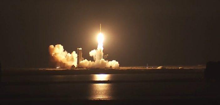 Udany start Delta-4M z WGS-9
