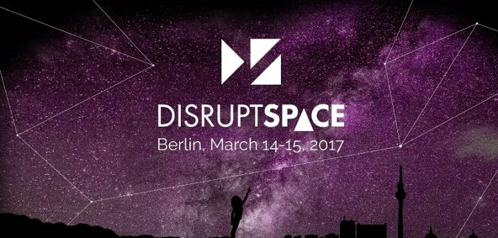 Po Disrupt Space Summit w Berlinie
