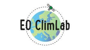 Logo projektu EO ClimLab / EO ClimLab