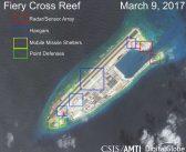 Chińska ekspansja wojskowa obserwowana z orbity