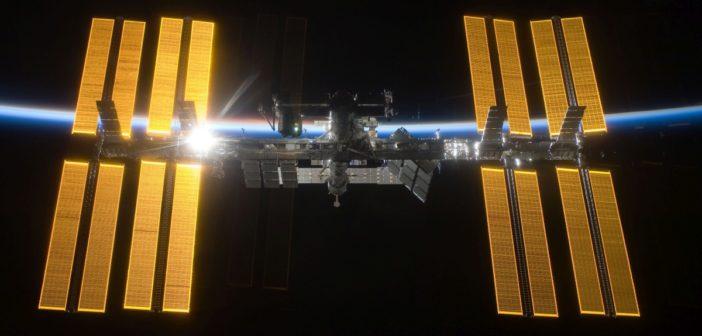 Międzynarodowa Stacja Kosmiczna / Źródło: NASA/ESA