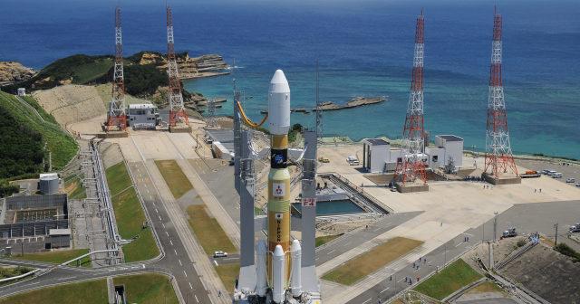 Udany start rakiety H-2A z IGS-10