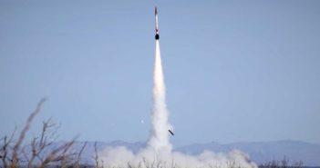 Rekordowy lot studenckiej rakiety