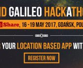 Galileo Hackathon registration now open