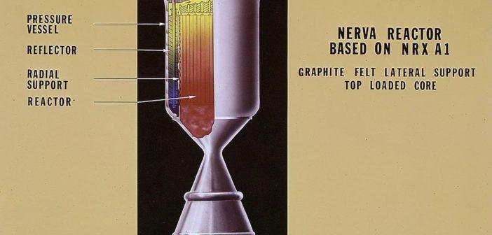 Silnik jądrowy NERVA