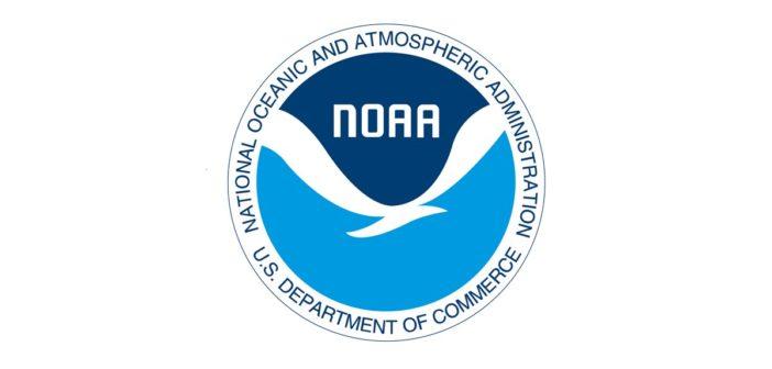 Logo agencji NOAA / Credits - NOAA