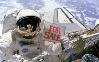 Sektor kosmiczny to w dużej części działania komercyjne / Credits - NASA
