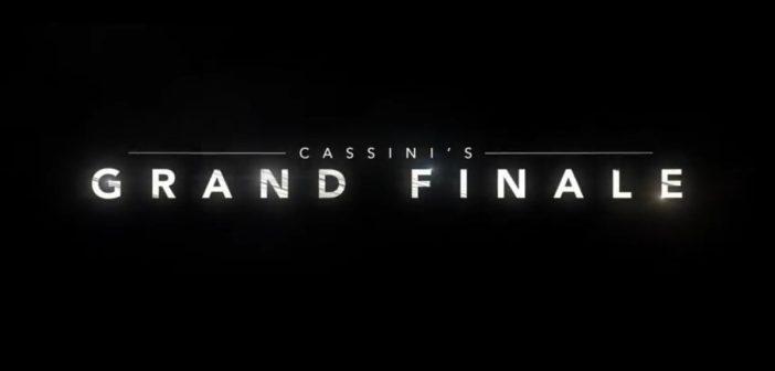 Wielki Finał misji Cassini / Credits - NASA