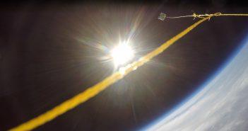 Lot stratosferyczny na 33,4 km (25.03.2017)