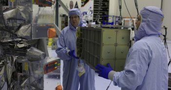 Przygotowania do misji OA-7 statku Cygnus