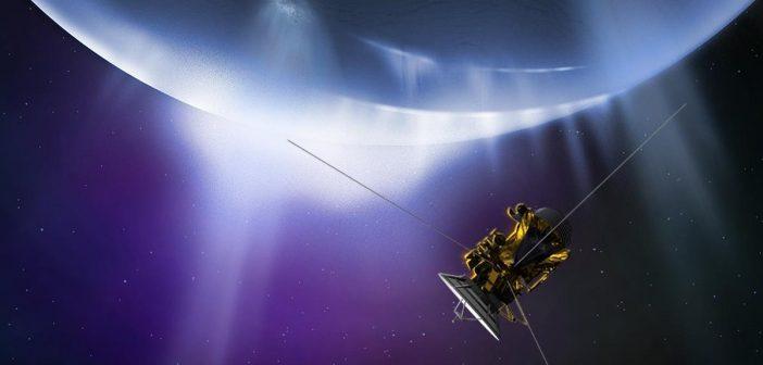 Prywatna misja do Enceladusa?