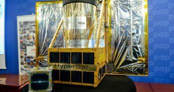 Creotech przedstawia platformę HyperSat