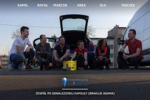 Zespół PL-4 MOKOSZ / Credits - Arkadiusz Papaj, Stratosferyczna Polska