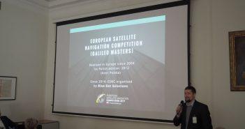 Prezentacja Blue Dot Solutions dotycząca europejskich konkursów i projektów / Credits - PZ