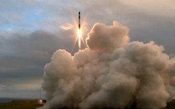Start rakiety Electron - 25 maja 2017 / Credits - Rocket Lab