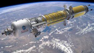 Koncepcja statku międzyplanetarnego MTVN-P02 (NASA_TM-2016-219393)